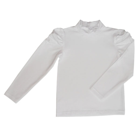 Блузка Модель 206 белая