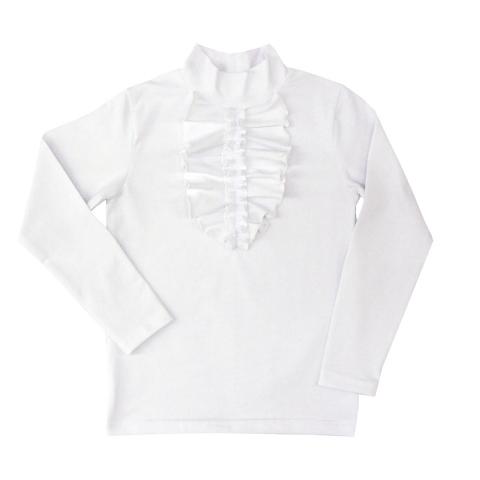 Блузка Модель 266 белая