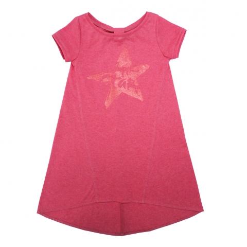 Платье Модель 462 розовое