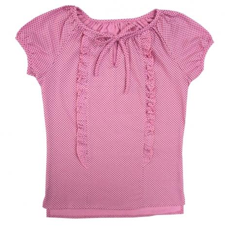 Блузка Модель 466 розовая