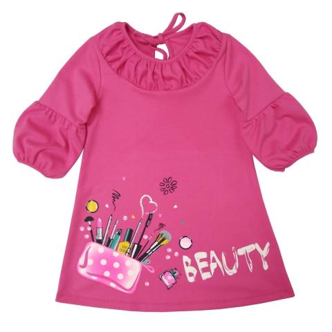 Платье Модель 610 коралло-розовый