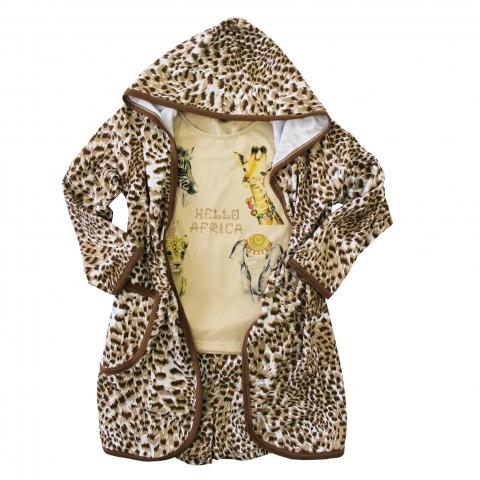 Халат Модель 801 с пижамкой