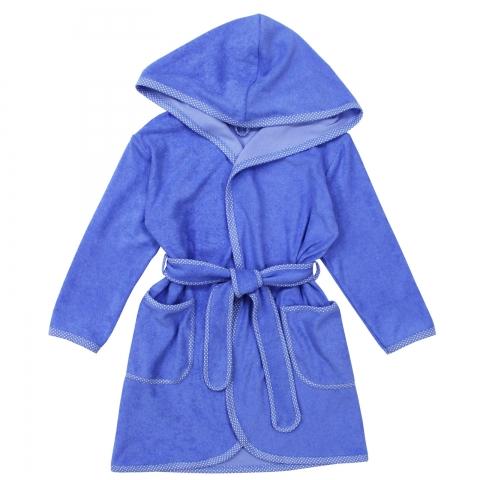 Халат Модель 884 голубой
