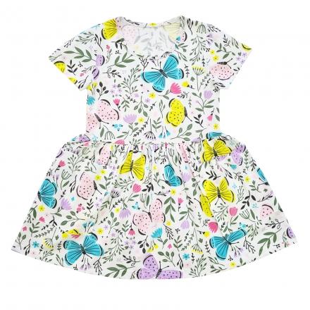 Платье Модель 1225 белый