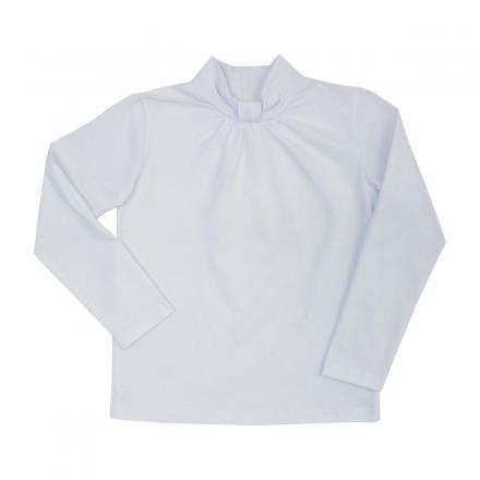 Блузка Модель 205 новинка белая