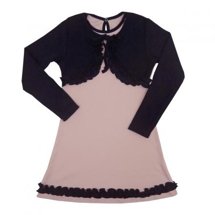 Платье Модель 272 розовое