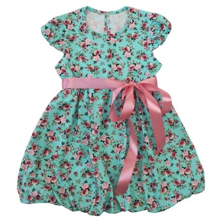 Платье Модель 281 ментол